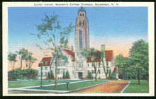 Cutler Union, Women's College Campus, Rochester, New York