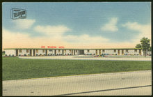 Postcard of Joe Wilhelmi Motel, Rock Falls, Illinois