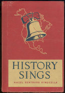 History Sings Backgrounds of American Music 1957