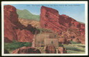 Postcard of Pueblo Park Red Rocks, Denver, Colorado