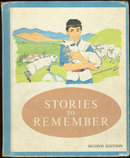 Stories to Remember Co-Basal Literary Readers 1961