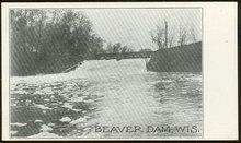 Beaver Dam, Wisconsin Undivided Postcard