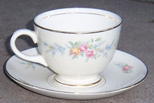 Vintage Homer Laughlin Pottery Ferndale Cup and Saucer