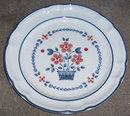 Brambleberry Cumberland by Hearthside Stoneware Plate
