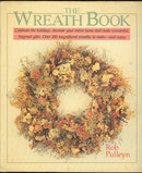 Wreath Book by Rob Pulleyn 1988 1st edition with DJ