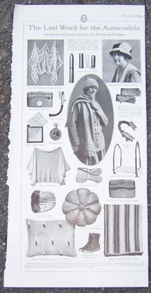 Last Word For the Automobile Accessories 1916 LHJ Page