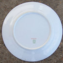 Vintage Noritake Nippon China Monterey Dinner Plate