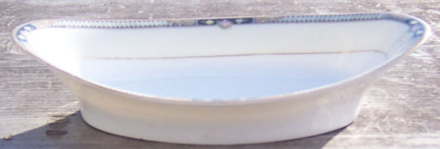 Vintage Noritake China Olanta Small Serving Dish