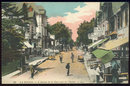 Postcard of La Baule, France, L'Avenue de la Gare