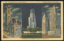 Postcard of Three Pittsburgh, Pennsylvania Masterpieces