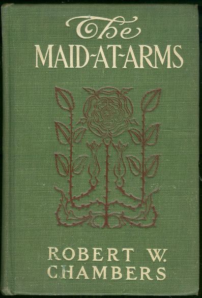 Maid in Arms by Robert Chambers Illus Howard Christy