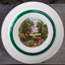 Homer Laughlin China Amsterdam Nautilus Dinner Plate