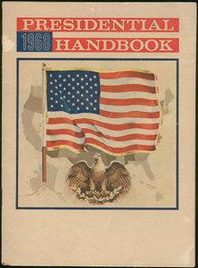 1968 Presidential Handbook 1962 Newsweek Magazine