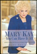 Mary Kay You Can Have It All Lifetime Wisdom 1995 w/DJ