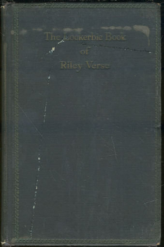 Lockerbie Book by James Whitcomb Riley 1911 Poems