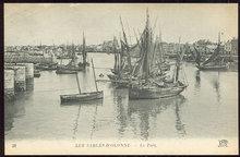 Postcard of Le Port, Les Sables D'Olonne, France