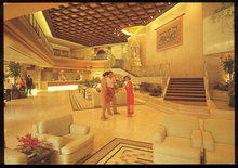 Postcard of Royal Orchid Sheraton Hotel Bangkok