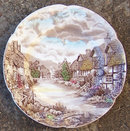 Johnson Bros Olde English Countryside Dinner Plate