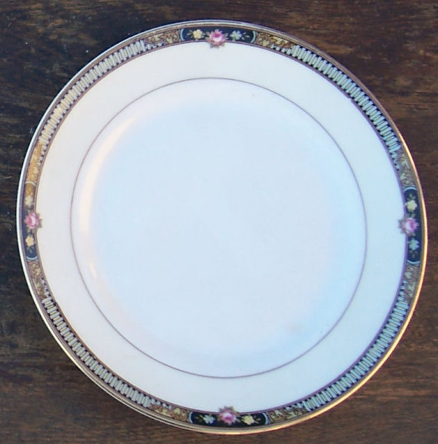 Vintage Noritake China Olanta Bread and Butter Plate