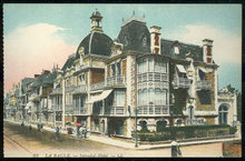 Postcard of Splendid Hotel, La Baule, France