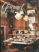 Gourmet Magazine February 1994 Chicken Dinners