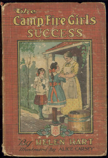 Camp Fire Girls' Success by Helen Hart #3 Girl's Series