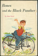 Bones and the Black Panther by Jean Caryl 1963 1st ed
