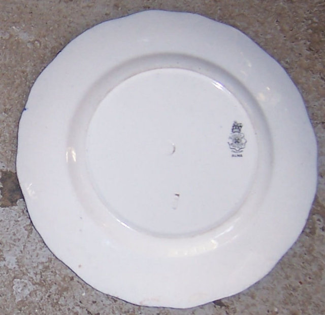Vintage Royal Doulton China Alma Dinner Plate