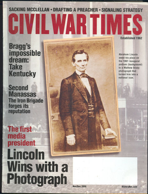 Civil War Times Illustrated November/December 2006