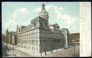 Undivided Postcard of City Hall Baltimore Maryland 1907