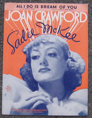 All I Do is Dream of You Starring Joan Crawford Music