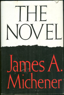 The Novel by James Michener 1991 with Dust Jacket