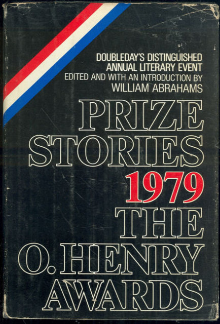 Prize Stories 1979 The O'Henry Awards 1st edition DJ
