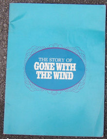 The Story of the Gone With the Wind by Bob Thomas 1967