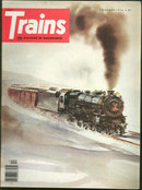 Trains Magazine December 1976 Classic Railroad Photos