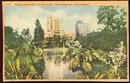 Postcard of the Westlake Park, Elks Club, Los Angeles, California
