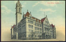 Postcard of Post Office, Buffalo, New York