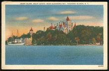 Heart Island, Boldt Estate Thousand Islands, New York