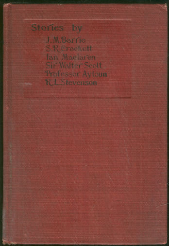 Library of English Fiction Short Story Anthology 1907