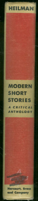 Modern Short Stories A Critical Anthology 1950
