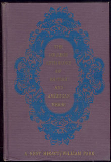 College Anthology of British and American Verse 1967