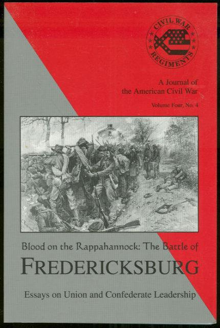 Blood on the Rappahannock The Battle of Fredericksburg