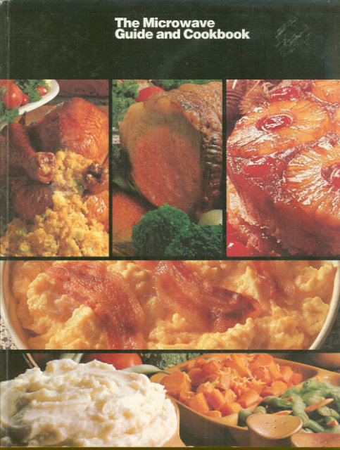 General Electric Microwave Guide and Cookbook 1976