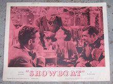Orginal Lobby Card Show Boat Ava Gardner 1963 MGM