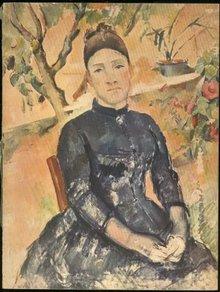 Cezanne Paintings, Watercolors and Drawings 1952
