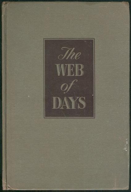 Web of Days by Edna Lee 1947 Novel