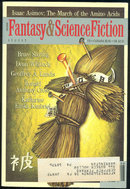 Magazine of Fantasy and Science Fiction August 1991