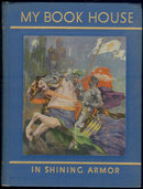 In Shining Armor My BookHouse Volume 11 1954 Blue