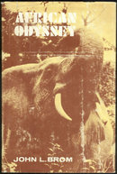 African Odyssey by John L. Brom 1966 Travel with DJ