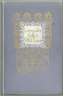 Lavender and Old Lace by Myrtle Reed 1905 Novel